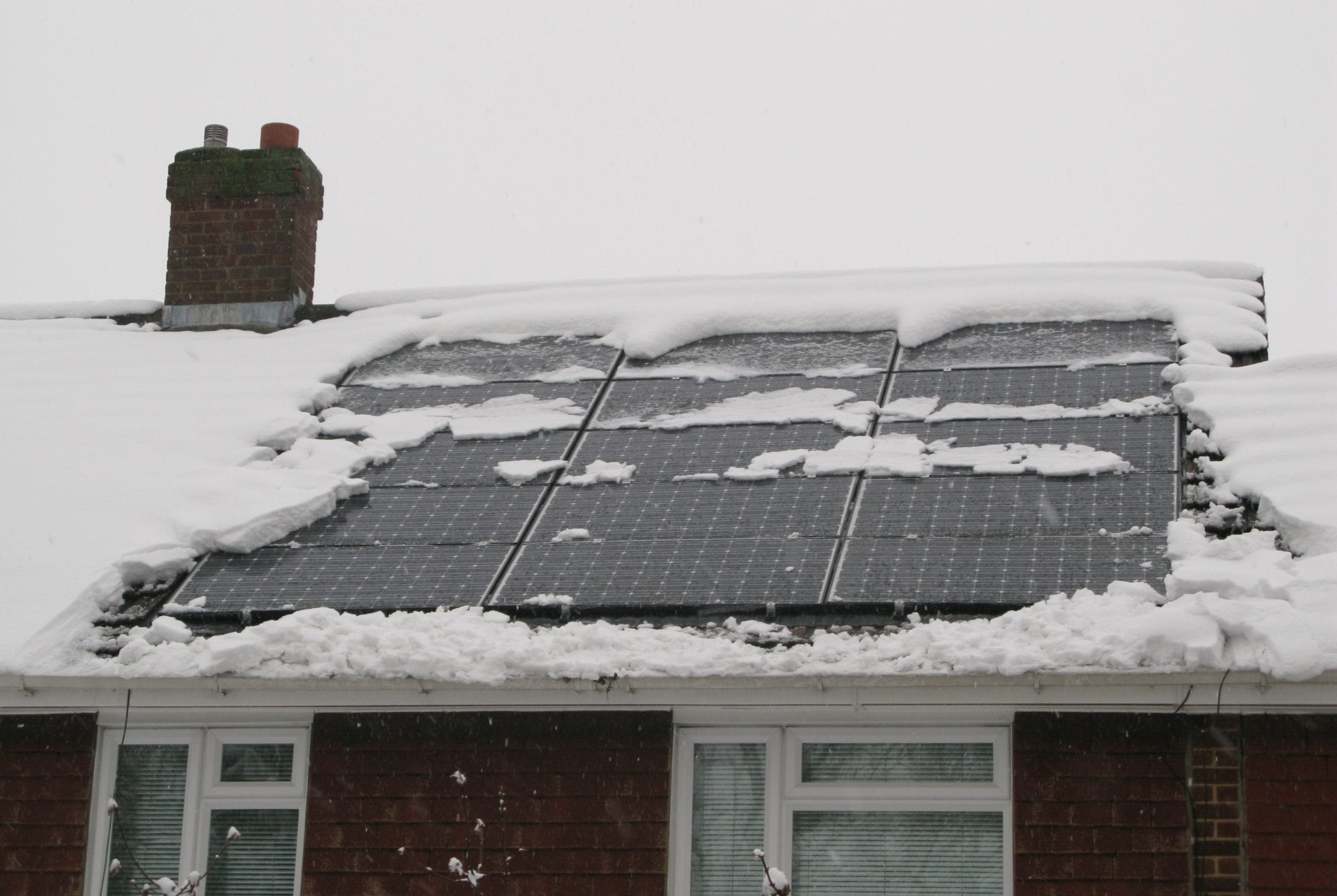 How To Protect Solar Panels Amp Arrays In The Snow Belt