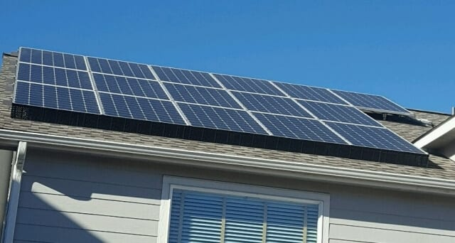 Solar Panel Array 2039 Solatrim