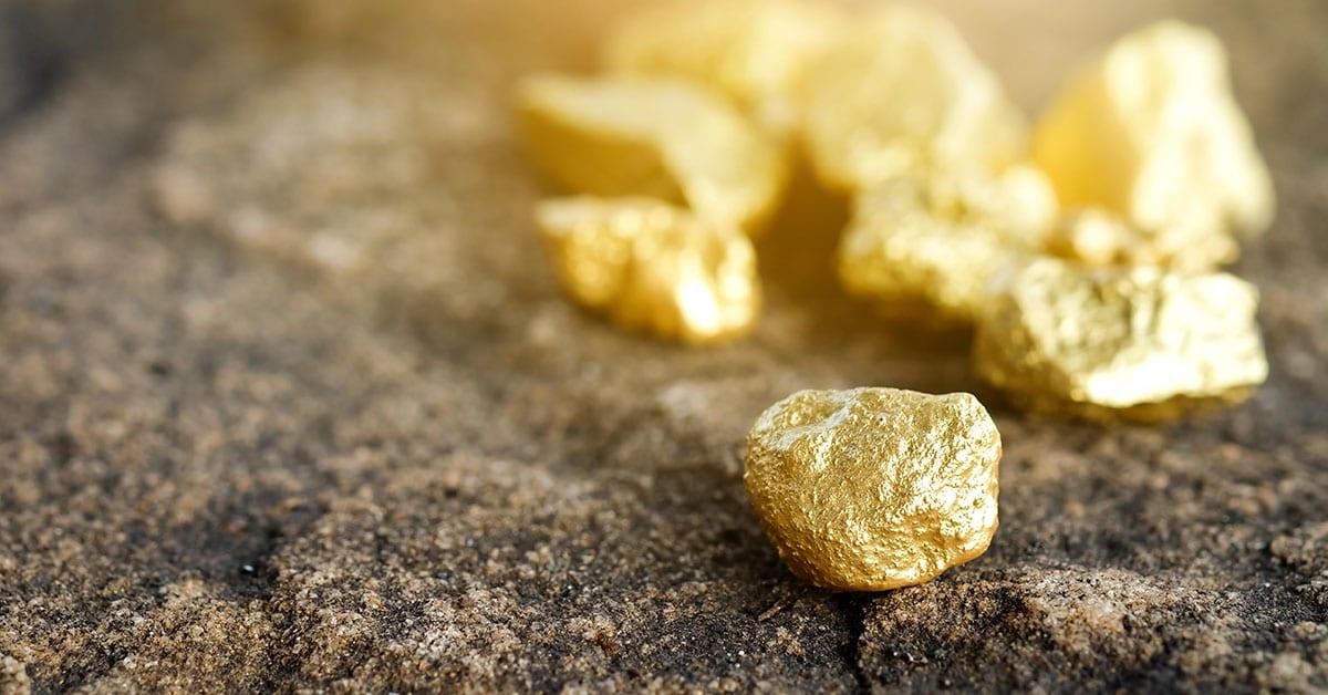 Solar Gold Rush